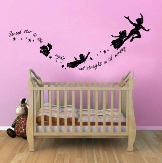 Muurstickers Disney Babykamer.Disney Peter Pan Muursticker Morning