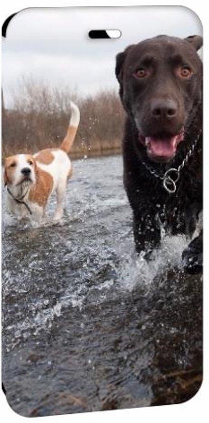 Apple iPhone 6 | 6s Uniek Hoesje Honden in Tongerlo (Limb.)