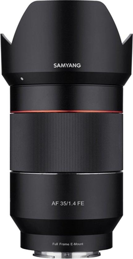 Samyang 35mm F1.4 AF Sony FE in Steggerda