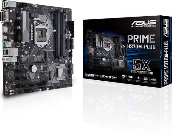 Asus Prime H370M-PLUS