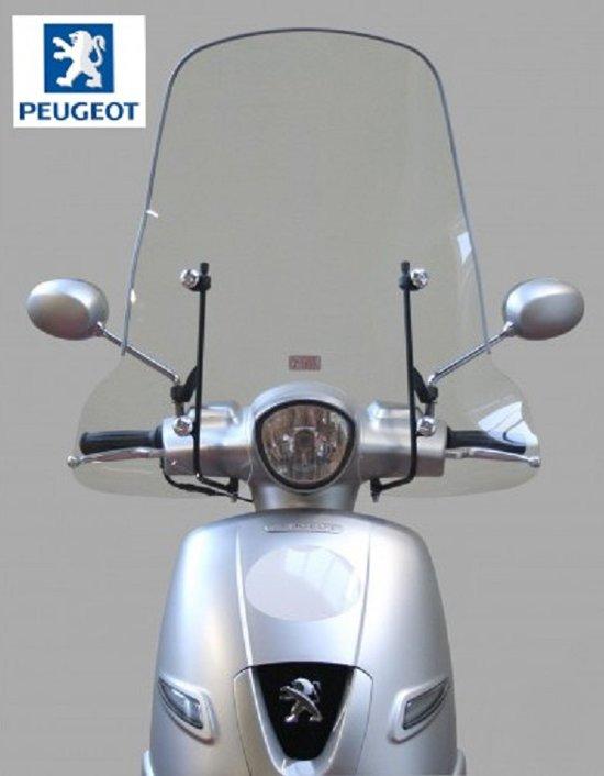Windscherm OEM | Peugeot Django