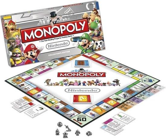 Afbeelding van het spel Nintendo Monopoly Collectors Edition