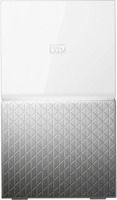 WD My Cloud Home Duo - Persoonlijke cloud - 4TB