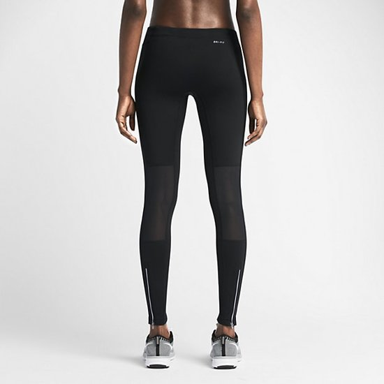 Sportlegging Vrouwen.Bol Com Nike Tech Tight Sportlegging Dames Black Black Black