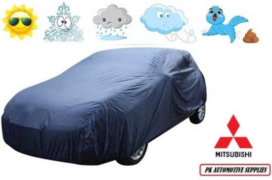 Autohoes Blauw Kunstof Mitsubishi Galant 1997-2004