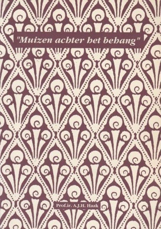 Bolcom Muizen Achter Het Behang Haak 9789052690933 Boeken
