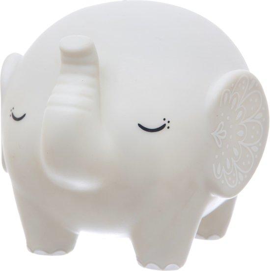 Sass & Belle nachtlampje mandala olifant