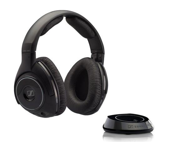 Sennheiser RS 160 - Draadloze Over-ear koptelefoon - Zwart