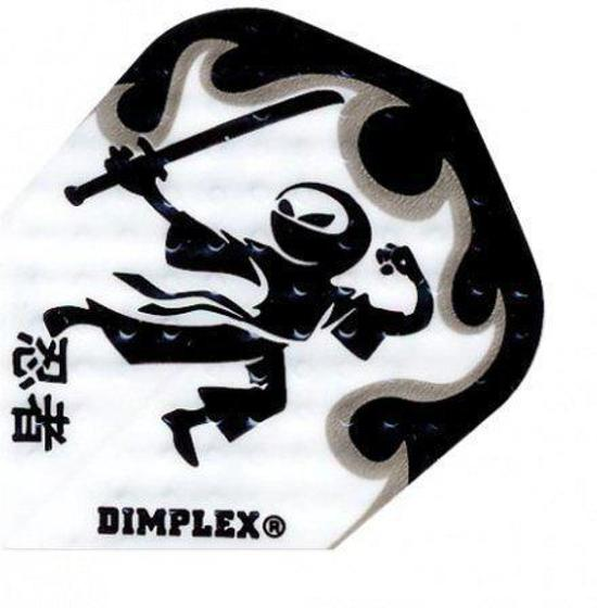 Harrows darts Flight 4017 dimplex ninja