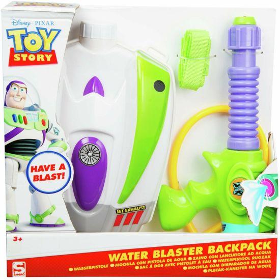 Toy Story Buzz Lightyear Waterpistool Rugzak