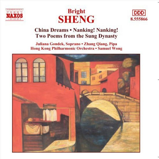 Sheng Bright: Orchestral Works