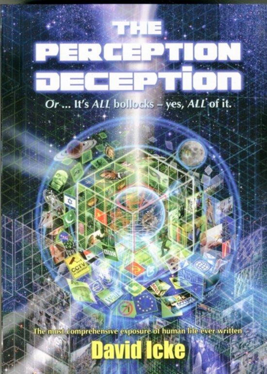 Boek cover The Perception Deception van David Vaughan Icke (Paperback)