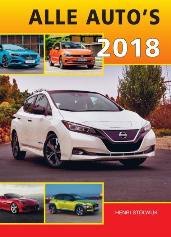 Alle auto's 2018