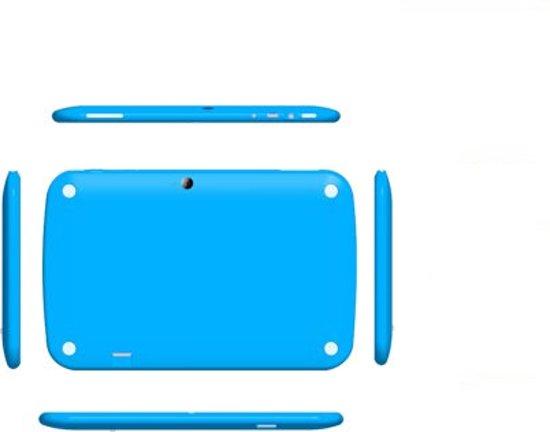 Waiky beschermhoes voor Kinder Tablet - Blauw