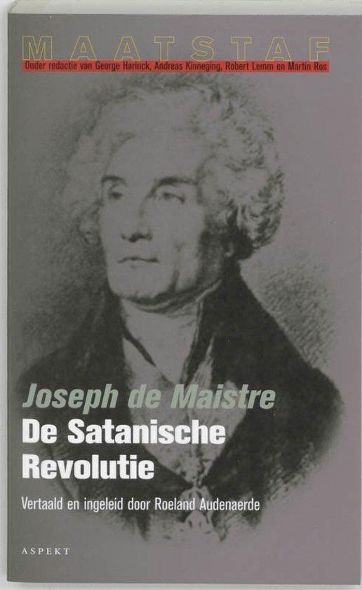 Maatstaf - De Satanische Revolutie