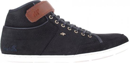 Boxfresh Swich Chaussures Marron Avec Des Hommes De Fermeture Velcro oGTl1n