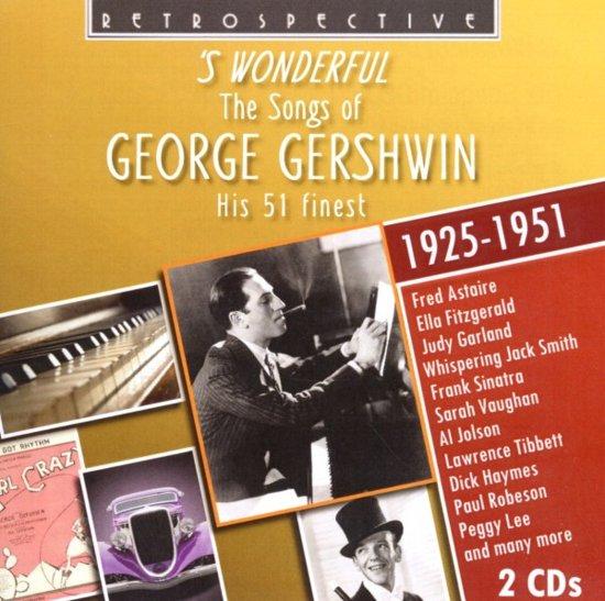 S Wonderful - The Songs Of George