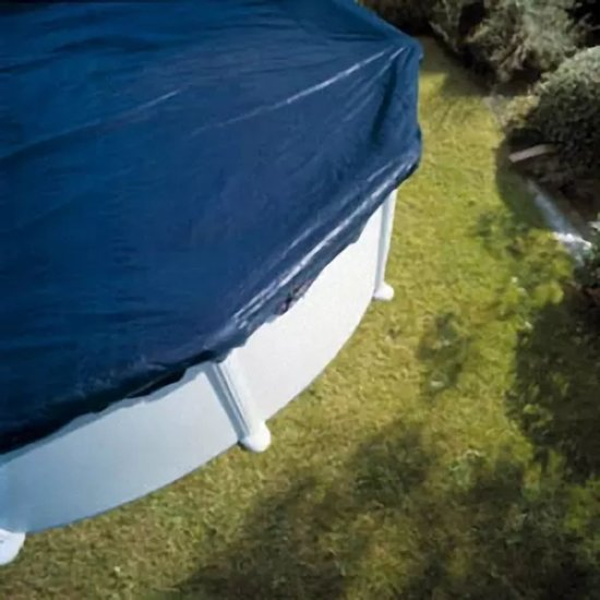 Gre Zwembad Zwembad afdekzeil ovaal 5 x 3 m 401083