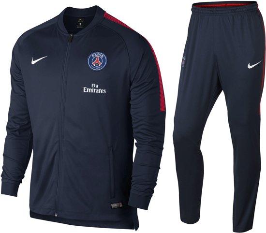 مطبعي خط البصر السم Nike Paris Saint Germain Dry Squad Trainingspak Ffigh Org