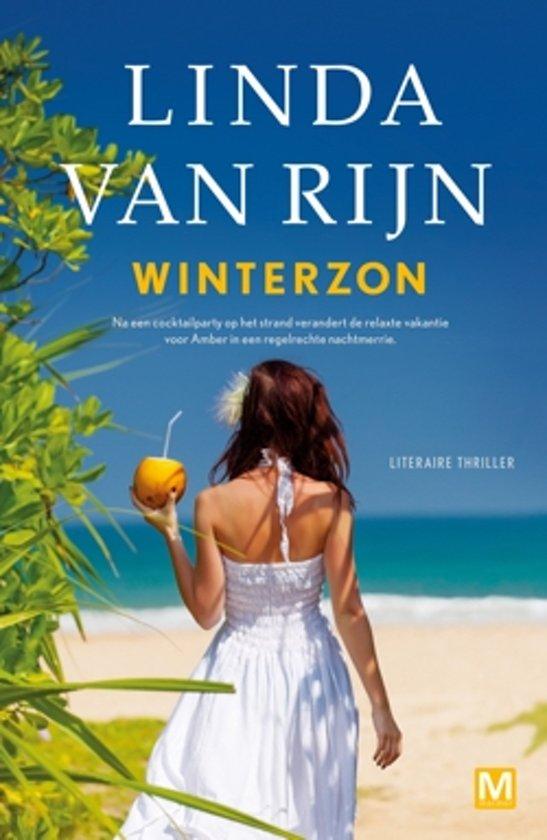 Boek cover Winterzon van Linda van Rijn (Paperback)