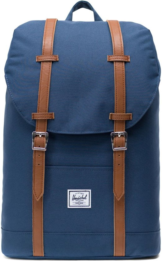 fd6d156a4f8 Herschel Supply Co. Retreat Mid-volume Rugzak - Blauw