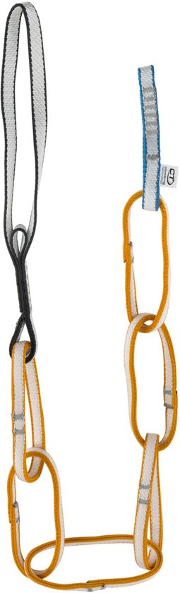 Climbing Technology Multi Chain grijs/oranje