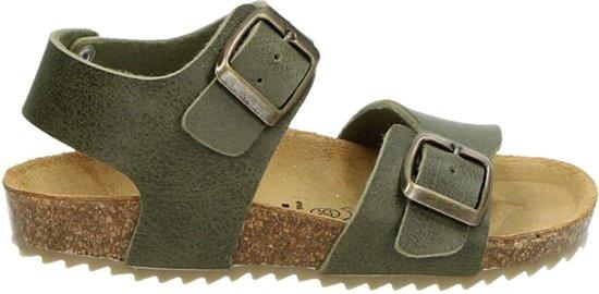 Nelson Kids jongens sandaal - Khaki - Maat 27