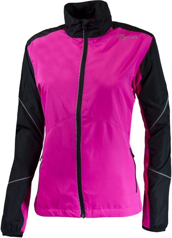Rogelli Vision 2.0 Hardloopjas - Maat L  - Vrouwen - roze/zwart