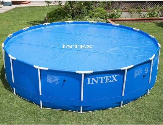 Intex Solarzwembadhoes rond 549 cm 29025