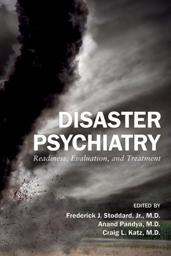 a review on the article psychiatry and terrorism by frederick stoddard