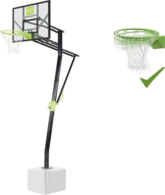 EXIT Galaxy Inground Basketbalring met dunkring