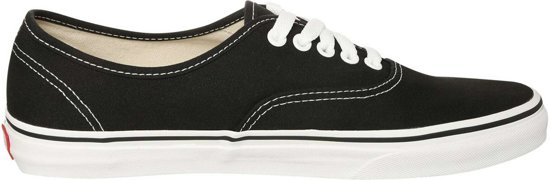 Sneakers Authentic Dames Vans Maat Wmn Zwart 39 Bqfn15nw