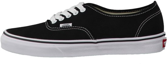 Zwart Vans Maat Authentic Dames Sneakers 39 Wmn IxCwBvq