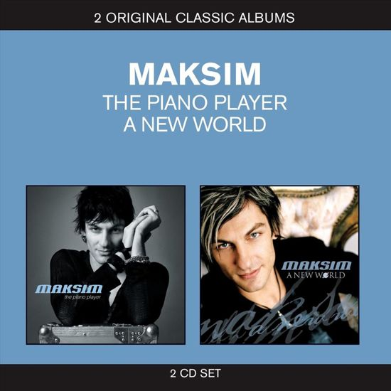 Maksim - Classic Albums - Piano Player