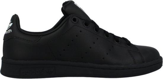ea54b1628e4 bol.com | adidas STAN SMITH J M20604 Zwart;Wit maat 40