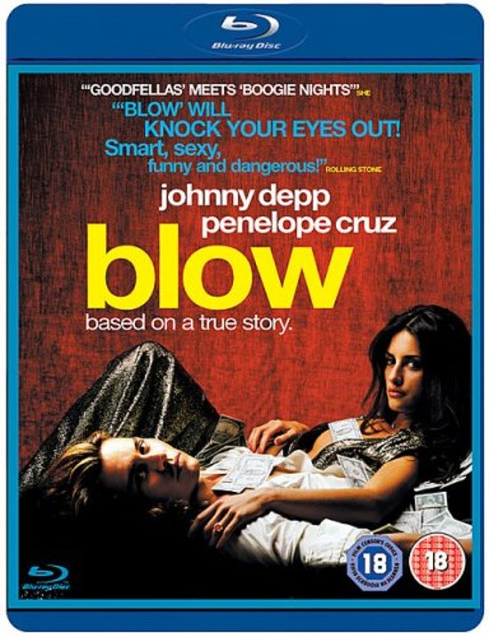 Cover van de film 'Blow'
