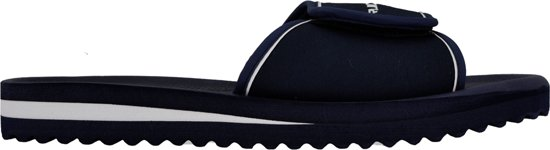 Bad Unisex wit 44 Maat Navy Slippers Rucanor 7FwdBB