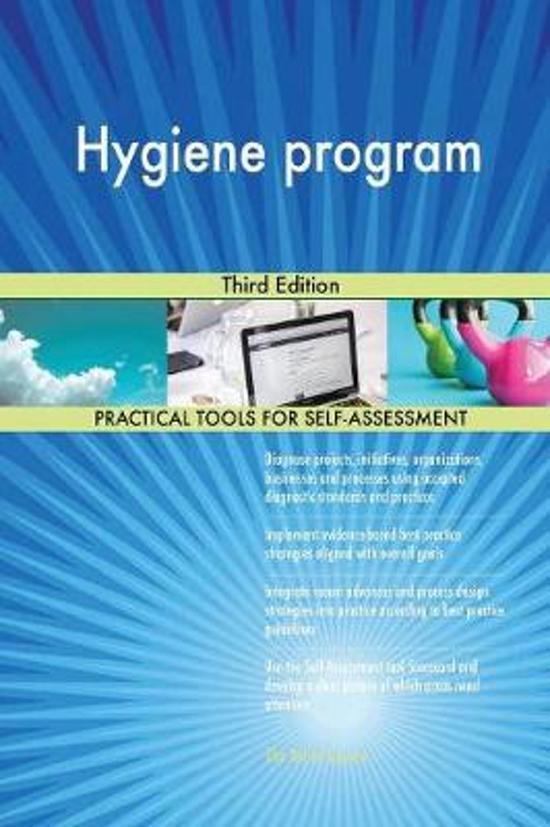Hygiene Program Third Edition