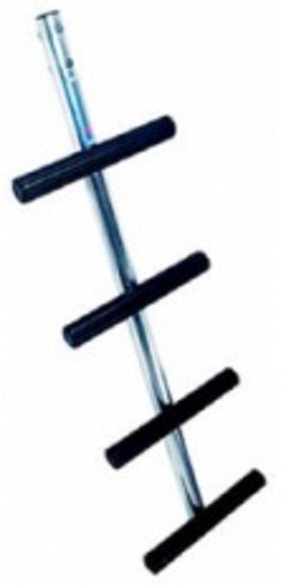 Duiker trap 4 staps 127 cm lang, 6,35 kg (GS73017)