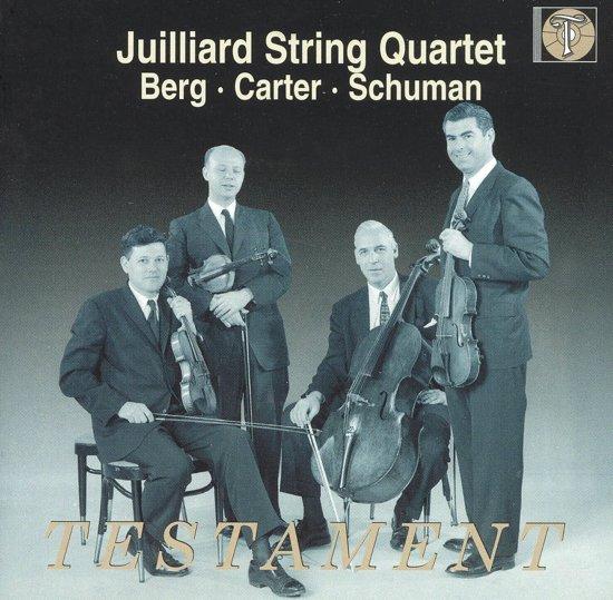 String Quartets (Lyric Suite/2 & 3)