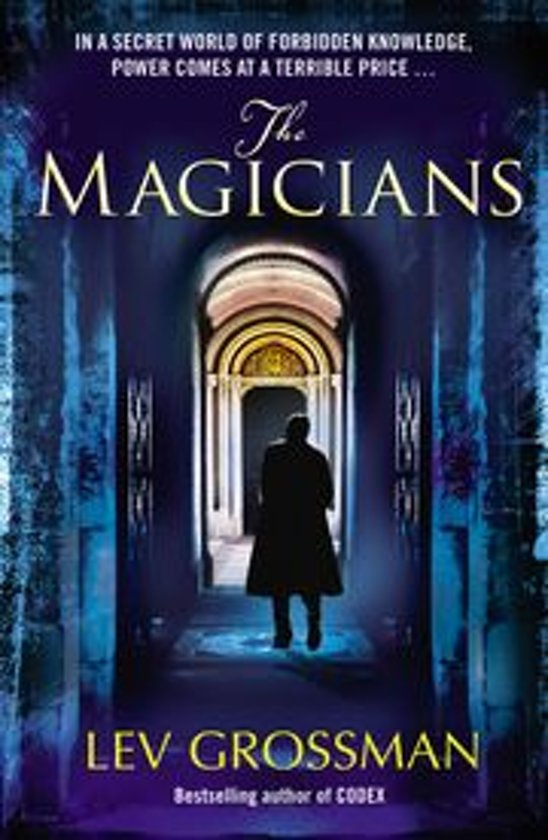 Bol The Magicians Ebook Lev Grossman 9781409067146 Boeken