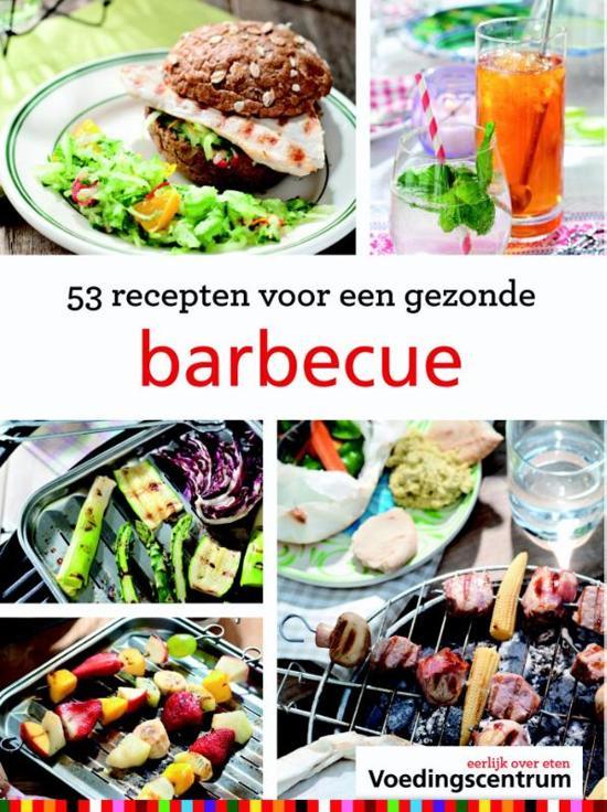 53 recepten voor een gezonde barbecue
