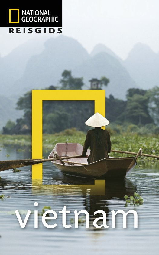 National Geographic reisgids Vietnam