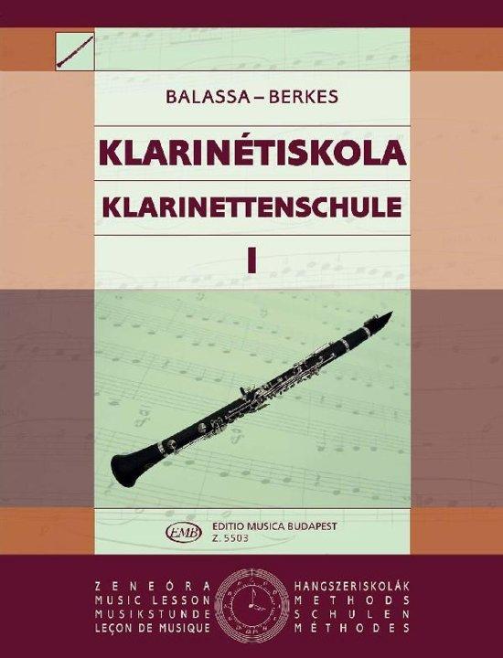 Klarinettenschule I