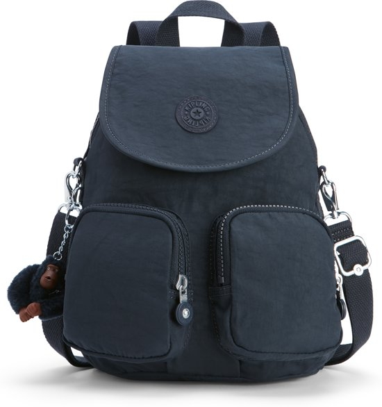 Kipling Firefly Up Rugzak / Schoudertas - True Navy