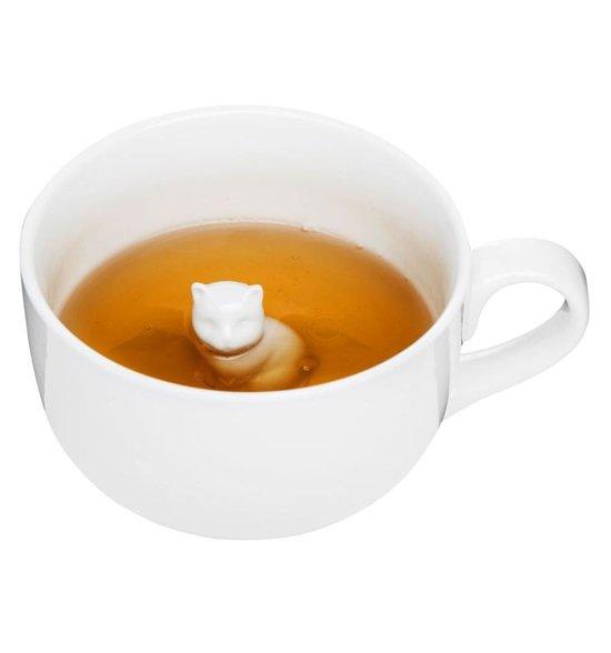 Sagaform thee mok met dieren - Uitvoering - Kat