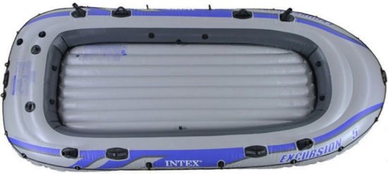 Intex Excursion 5 Set opblaasbare boot
