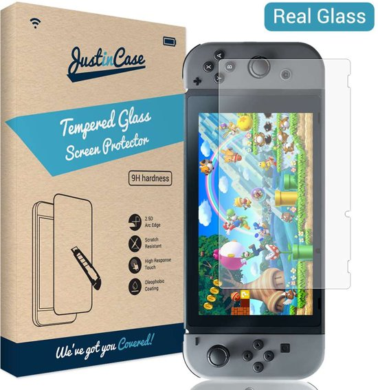 Tempered Glass Screen Protector - Switch kopen