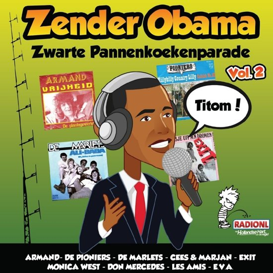 Various Artists - Radio Obama Vol. 2