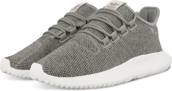 adidas tubular shadow grijs heren